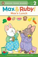 Max's Lunch Cover Image