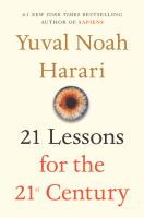 21 Lessons for the 21st Century Cover Image