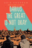Darius the Great is Not Okay Cover Image