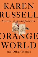 Orange World and Other Stories Cover Image