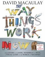 New Way Things Work Cover Image