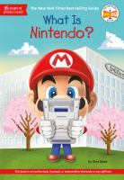 What Is Nintendo? Cover Image