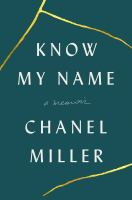 Know My Name Cover Image