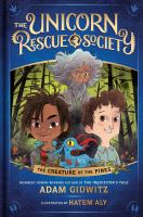 The Creature of the Pines Cover Image