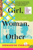 Girl, Woman, Other: A Novel Cover Image