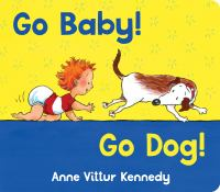 Go Baby! Go Dog! Cover Image