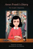 Anne Frank's Diary: The Graphic Adaptation Cover Image