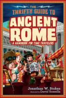 The Thrifty Guide to Ancient Rome: A Handbook for Time Travelers Cover Image