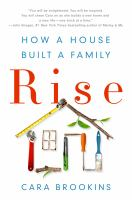 Rise: How a House Built a Family Cover Image