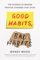 Good Habits, Bad Habits Cover Image