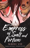 The Empress of Salt and Fortune Cover Image