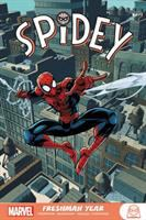 Spidey Freshman Year Cover Image