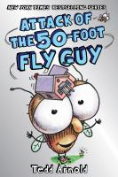 Attack of the 50-foot Fly Guy Cover Image