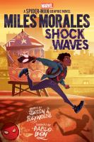Miles Morales: Shock Waves Cover Image