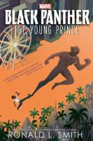 Black Panther: The Young Prince Cover Image