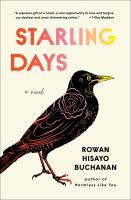 Starling Days Cover Image