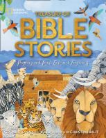 Treasury of Bible Stories Cover Image