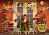 The Fantastic Flying Books of Mr. Morris Lessmore Cover Image