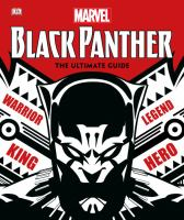 Black Panther: The Ultimate Guide Cover Image