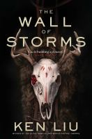 The Wall of Storms Cover Image
