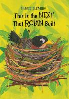 This is the Nest that Robin Built: with a Little Help from Her Friends Cover Image