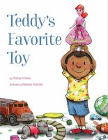 Teddy's Favorite Toy Cover Image