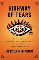 Highway of Tears Cover Image