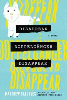 Disappear Doppelganger Disappear Cover Image