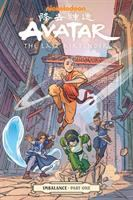 Avatar, the Last Airbender. Imbalance Cover Image