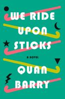 We Ride Upon Sticks Cover Image