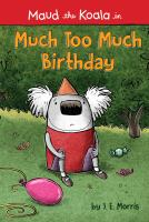Much Too Much Birthday Cover Image