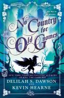 No Country for Old Gnomes Cover Image