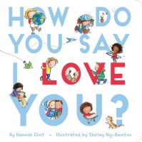 How Do You Say I Love You? Cover Image