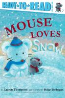 Mouse Loves Snow Cover Image