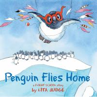 Penguin Flies Home Cover Image