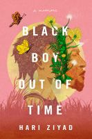 Black Boy Out of Time Cover Image