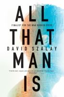 All That Man Is Cover Image