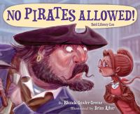 No Pirates Allowed! Said Library Lou Cover Image