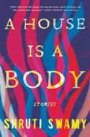 A House is a Body Cover Image