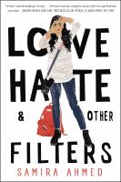 Love, Hate & Other Filters Cover Image