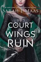 A Court of Wings and Ruin Cover Image