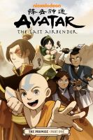 Avatar, the Last Airbender. The Promise. Part 1 Cover Image