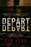 Depart, Depart! Cover Image