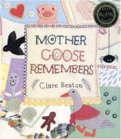 Mother Goose Remembers Cover Image