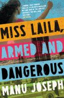 Miss Laila Armed and Dangerous Cover Image