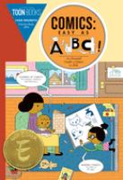 Comics: Easy as ABC! Cover Image