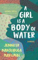 A Girl is a Body of Water Cover Image