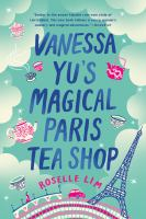 Vanessa Yu's Magical Paris Tea Shop Cover Image