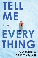 Tell Me Everything Cover Image