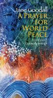We Pray, Above All, for Peace throughout the World Cover Image